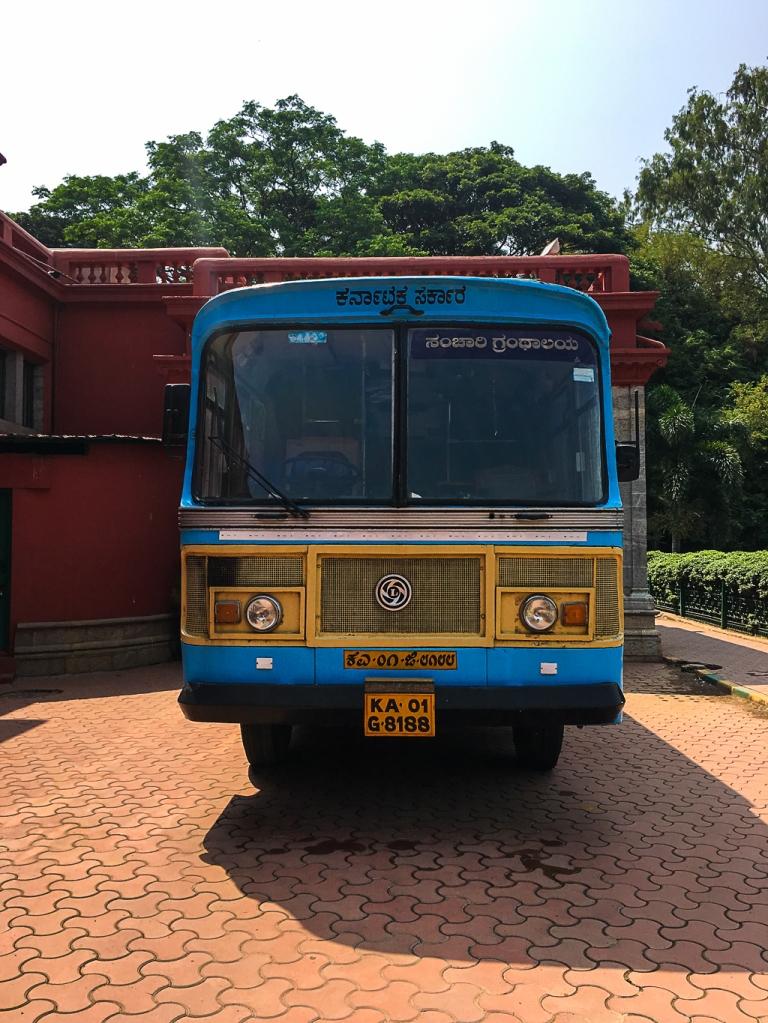 Mobile Library, Bengaluru